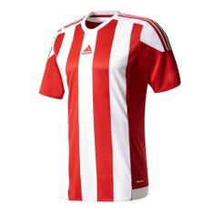 Adidas Dětský dres , 15 Striper Jersey | Červená | 164