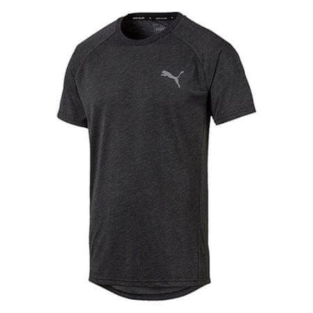 Puma Koszulka Evostripe, MĘŻCZYŹNI 580084-07 | CIEMNY SZARY XXL