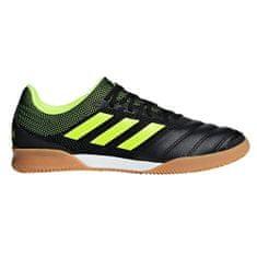 Adidas Buty halowe COPA 19.3 IC BLACK / YELLOW, Mężczyźni BB8093 | CZARNO ŻÓŁTY 41 1/3