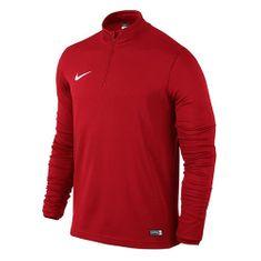Nike ACADEMY16 YTH, 10. | FABOTBALL / FOCCER | YOUTH UNISEX Hosszú ujjú felső | EGYETEM Vörös / FEHÉR | M