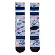 Xpooos Ponožky , Černá | 43-46 EUR