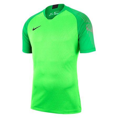 Nike M NK GARDIEN II GK JSY SS, 10. | FABOTBALL / FOCCER | MENS | RÖVID HÁLÓ FEL | ZÖLD SZÍV / ZÖLD SZEKEK / FEKETE | L