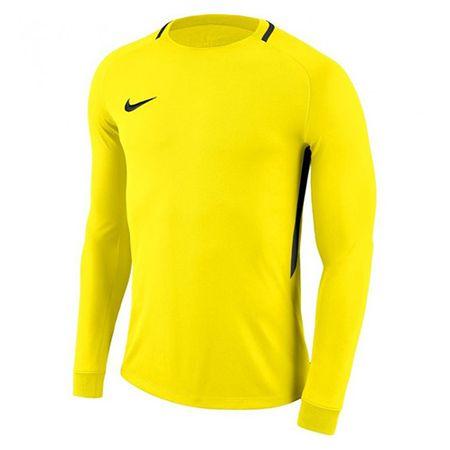 Nike M NK SUHI PARK III JSY LS GK, 10 | FOOTBALL / SOCCER | MOŠKI | DOLG SLEEVE TOP | OPTI RUMENA / ČRNA / ČRNA / ČRNA | Z