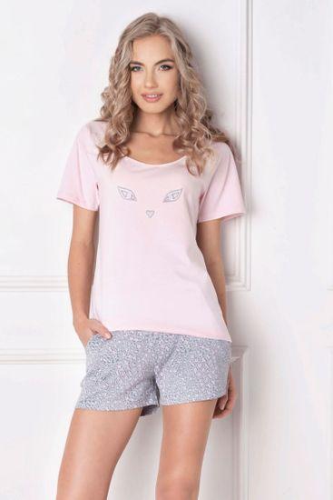 Dámské pyžamo Wild Look Short SS