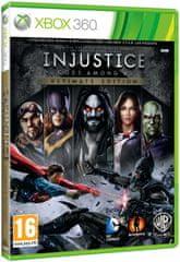 Injustice: Gods Among Us Ultimate Edition - Xone/X360