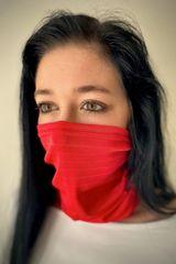 NanoBodix NanoBodix® AgTive multifunkční šátek červený