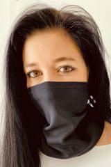 NanoBodix NanoBodix® AgTive multifunkční šátek černý