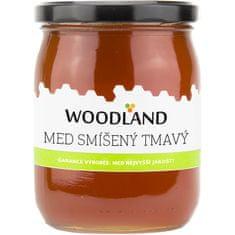 Medino WOODLAND - Med smíšený tmavý - lesní Hmotnost: 250g