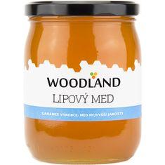 Medino WOODLAND - Lipový med Hmotnost: 250g