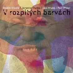 Galen Hutka Jaroslav V rozpitých barvách, CD