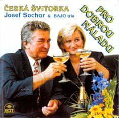 Česká švitorka: Pro dobrou náladu - CD