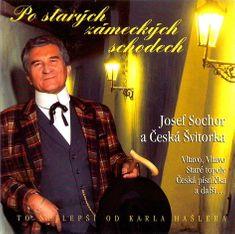 Česká Švitorka: Po starých zámeckých schodech - CD
