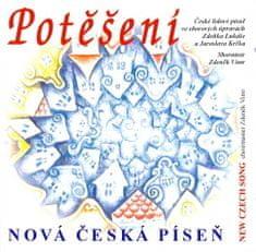 Nová česká píseň: Potěšení - CD