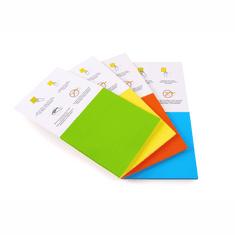 rocada Skinny Notes popisni listki za aktivnostne planerje 12x12 cm