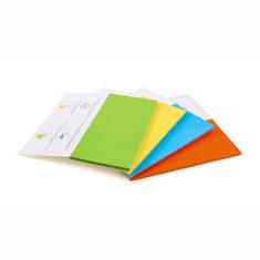 rocada Skinny Notes popisni listki za aktivnostne planerje 20x10 cm