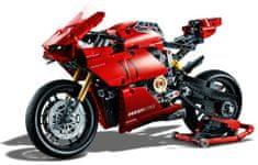 LEGO zestaw Technic 42107 Ducati Panigale V4 R