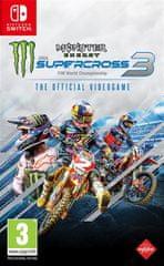 Milestone Monster Energy Supercross 3 - The Official Videogame igra (Switch)