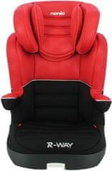 Nania sjedalica za auto R-Way Isofix Red Luxe 2020