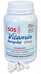 Orling SOS Vitamín komplex Orling 360 kapslí