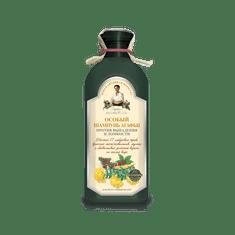 Babička Agafia Přírodní šampon proti vypadávání vlasů Síla 17 sibiřských bylin - 350 ml