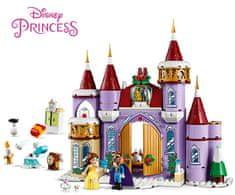 LEGO Disney Princess 43180 Bella i zimsko slavlje u dvorcu