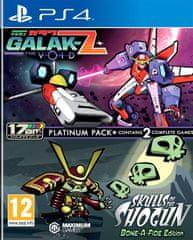 Maximum Games GALAK-Z: The Void / Skulls of the Shogun Bone-A-Fide - Platinum Pack igra (PS4)
