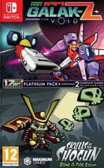 Maximum Games GALAK-Z: The Void / Skulls of the Shogun Bone-A-Fide - Platinum Pack igra (Switch)