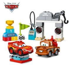 LEGO klocki DUPLO 10924 Dzień wyścigu McQueena