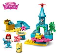 LEGO zestaw klocków DUPLO 10922 Podwodny zamek Ariel