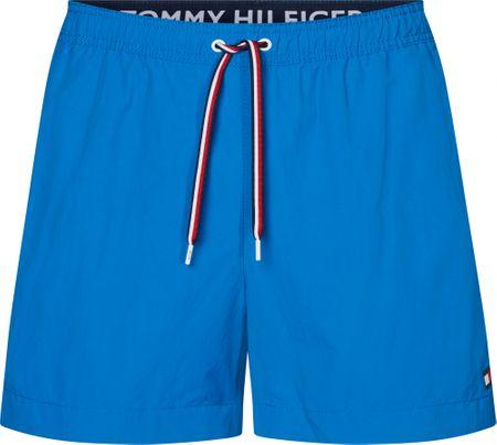 Tommy Hilfiger moške kopalne kratke hlače UM0UM01710 Medium Drawstring, M, modre