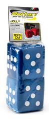 Bottari dekoracijske kocke, modre