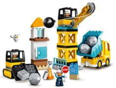 LEGO DUPLO® Town 10932 Rozbiórka na placu budowy