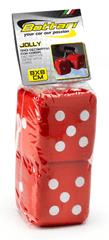Bottari dekoracijske kocke, crvene