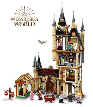 LEGO Harry Potter 75969 Roxfort csillagvizsgáló torony
