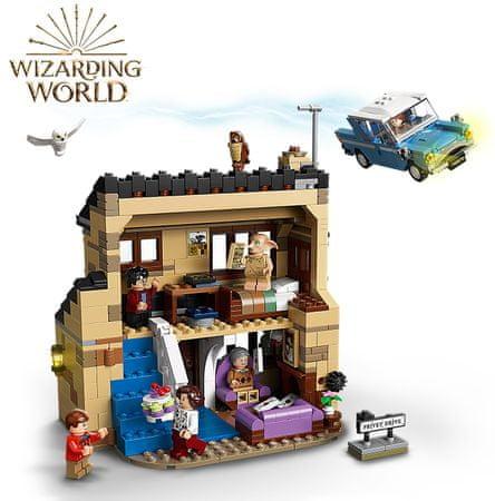 LEGO Harry Potter 75968 Privet Drive 4.