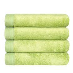 SCANquilt ručník MODAL SOFT limetová