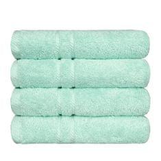 SCANquilt ručník COTTONA mentolová