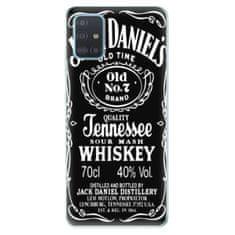 iSaprio Silikonové pouzdro - Jack Daniels pro Samsung Galaxy A51