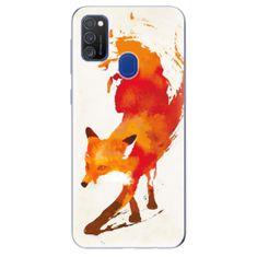 iSaprio Silikonové pouzdro - Fast Fox pro Samsung Galaxy M21