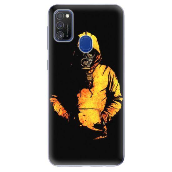 iSaprio Silikónové puzdro - Chemical pre Samsung Galaxy M21