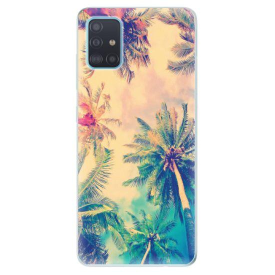 iSaprio Silikonové pouzdro - Palm Beach pro Samsung Galaxy A51