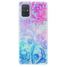 iSaprio Silikónové puzdro - Color Lace pre Samsung Galaxy A71