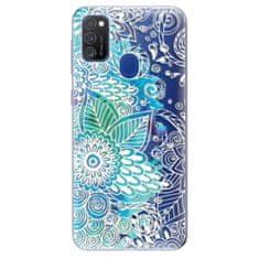 iSaprio Silikonové pouzdro - Lace 03 pro Samsung Galaxy M21
