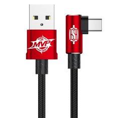 BASEUS MVP kabel USB / USB-C 2m, červený