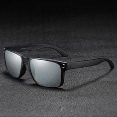 KDEAM Trenton 7 slnečné okuliare, Black / Gray