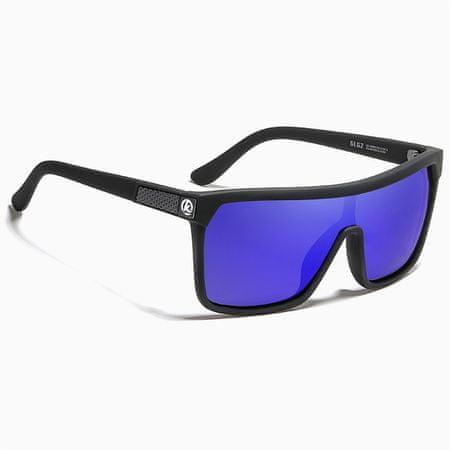 KDEAM Stockton 5 sončna očala, Black / Blue