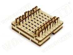 Wooden city Kapesní hra Šachy
