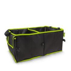 M.N.C. Shop & Drive organizator za avto prtljažnik 2 predala 55x38x25cm