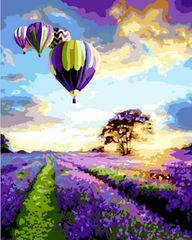 KREASVET Let balonem