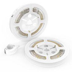 Ecolite Ecolite LED pásik pod 2 lôžka vč.2 senz., 2x120cm, 3W / 200l, 2700K DX-CDA-2